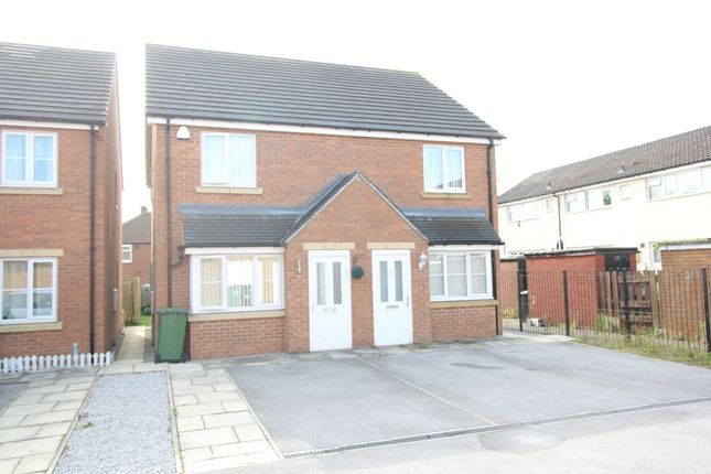 Thumbnail Semi-detached house to rent in St. Mathew Way, Leeds
