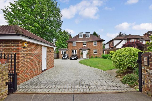 Thumbnail Detached house for sale in Queens Road, Maidstone, Kent