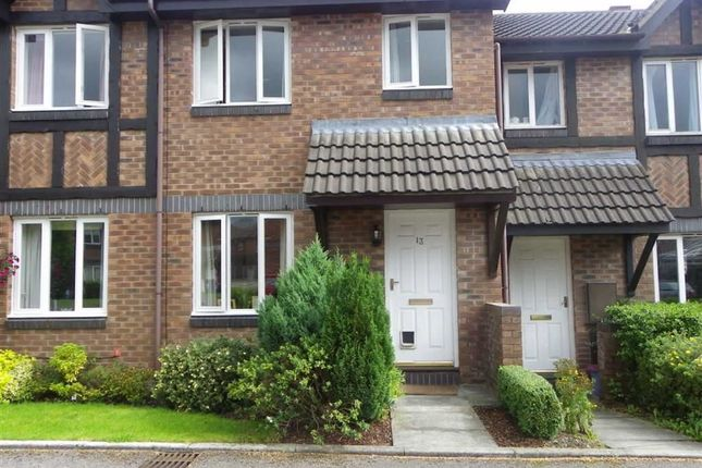 Thumbnail Terraced house to rent in Alexander Place, Grimsargh, Preston