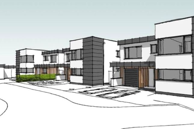 Thumbnail 4 bed detached house for sale in Plot 2, Colebrook Road, Plymouth, Devon