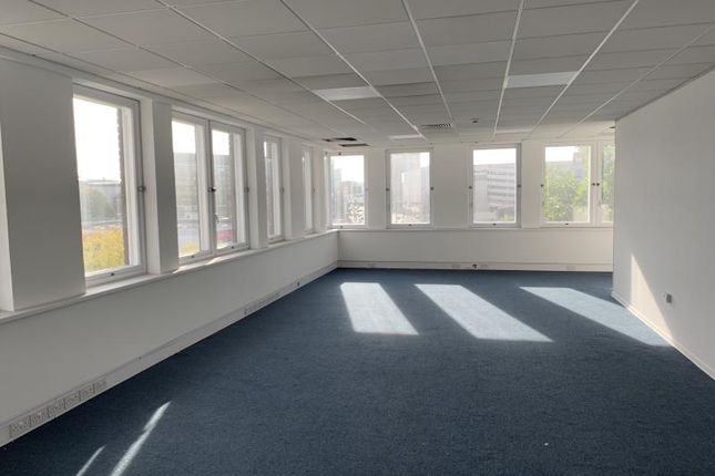 Thumbnail Office to let in Fourth Floor, Pegasus House, 17, Burleys Way, Leicester