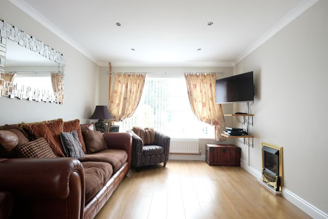 Thumbnail 3 bed end terrace house for sale in Noakes Avenue, Great Baddow, Chelmsford