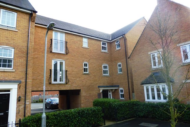 Thumbnail Flat for sale in Crackthorne Drive, Rugby