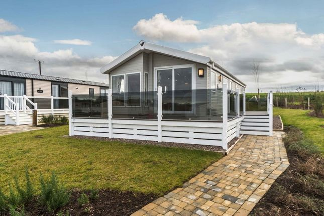 Thumbnail Mobile/park home for sale in Boston Seton Sands Caravan Park, Links Road, Port Seton, East Lothian