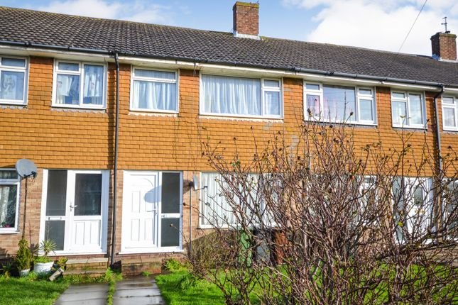 Thumbnail Property to rent in Attfield Walk, Eastbourne