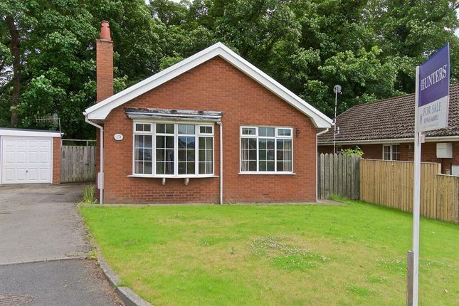 Thumbnail Detached bungalow for sale in Newall Hall Park, Otley