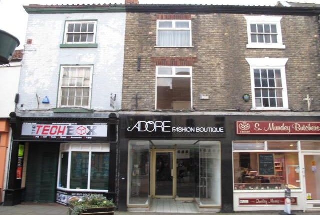 Thumbnail Retail premises for sale in 64 Wrawby Street, Brigg
