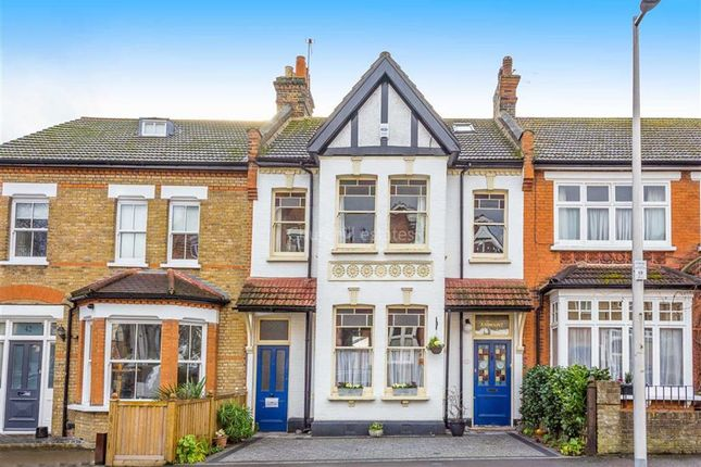 Thumbnail Terraced house for sale in Grove Hill, London
