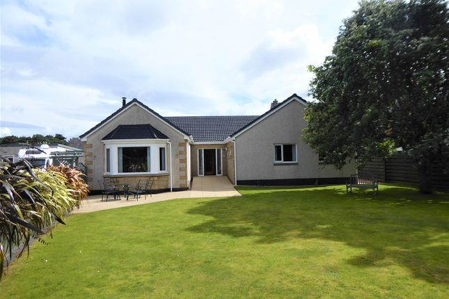 Thumbnail Bungalow for sale in 12 The Muir, Bogmoor, Fochabers