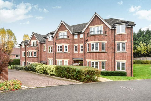 Thumbnail Flat for sale in St. Georges Close, Allestree, Derby
