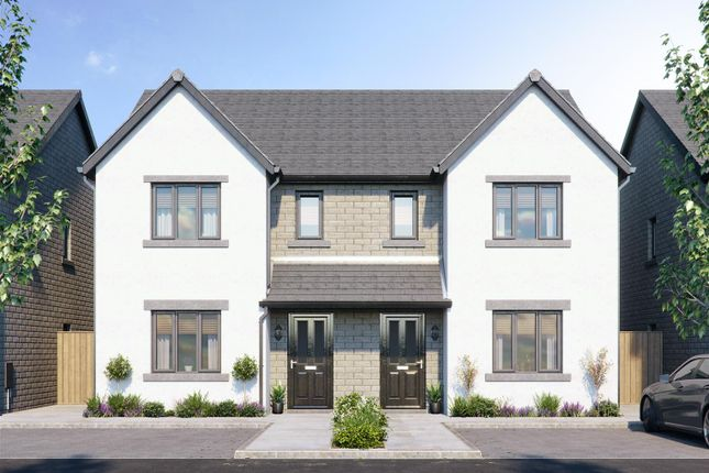 Thumbnail Semi-detached house for sale in Brathay At Lund Farm, Sir John Barrow Way, Ulverston
