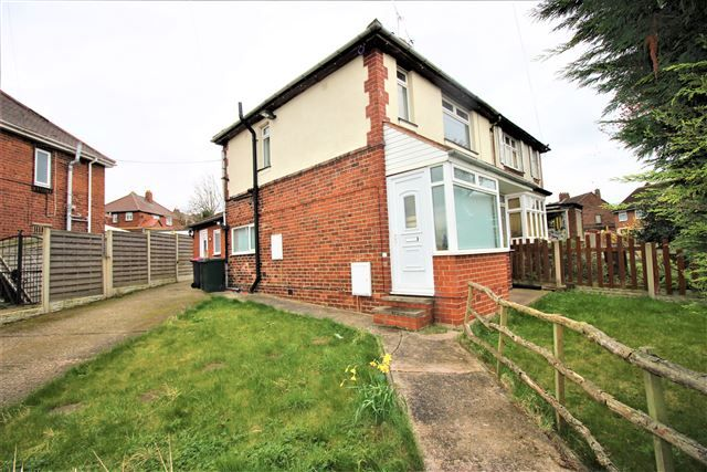 Thumbnail Semi-detached house to rent in West Park Drive, Swallownest, Sheffield, Rotherham