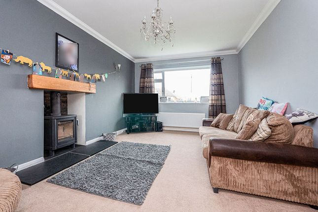 Thumbnail Detached house for sale in Lodge Gardens, Gristhorpe, Filey, North Yorkshire