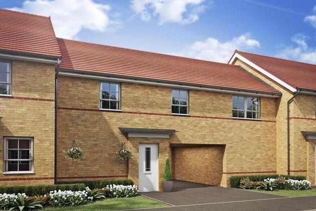 "2 bed detached house for sale in ""Alverton"" at Carters Lane, Kiln Farm, Milton Keynes MK11"