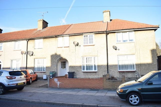 Terraced house for sale in Churchdown, Downham, Bromley