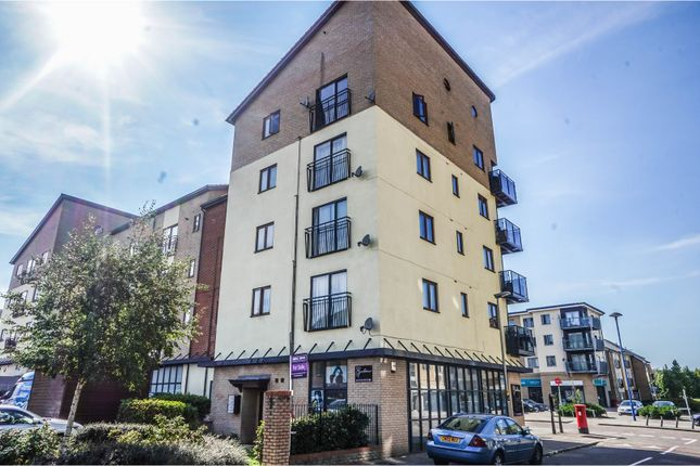 Thumbnail Flat for sale in Laxfield Drive, Broughton