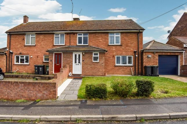 3 bed semi-detached house for sale in St. Edmunds Fields, Dunmow, Essex CM6
