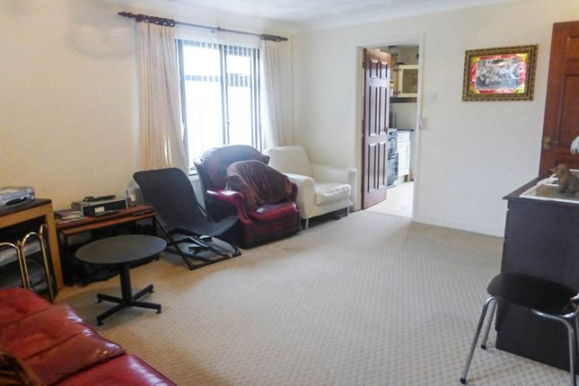 Thumbnail Detached bungalow for sale in Rivers Edge, Pontyclun