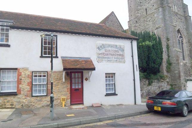 Thumbnail Cottage to rent in High Street, Wrotham, Sevenoaks