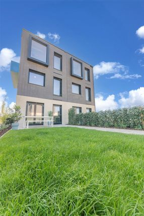 Thumbnail Town house for sale in Plot 16, Lockhart Way At Inholm, Northstowe, Cambridge