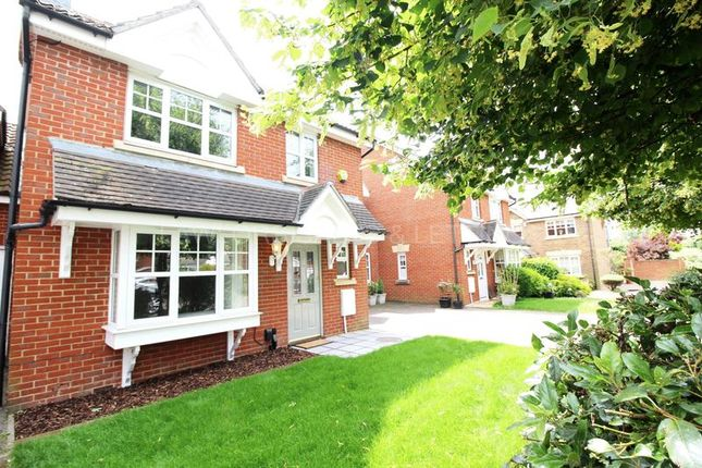 Thumbnail Terraced house to rent in Stalham Way, Ilford