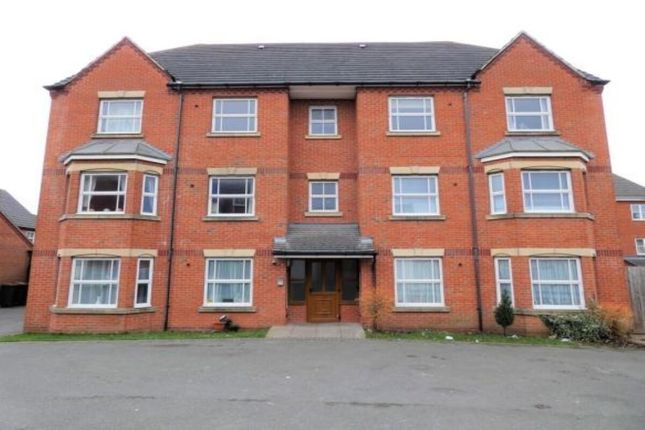 2 bed flat for sale in Flannagan Way, Coalville LE67