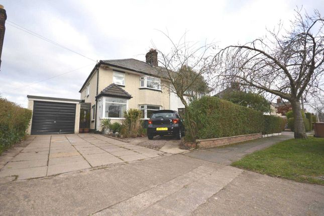 Thumbnail Semi-detached house for sale in St. Andrews Road, Bebington, Wirral