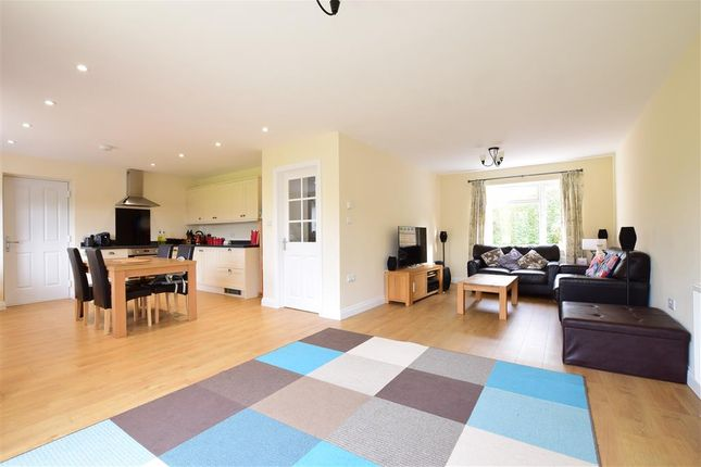Thumbnail Detached house for sale in Dukes Road, Fontwell, Arundel, West Sussex