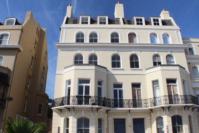 Thumbnail Flat to rent in 8-9 Marine Parade, Folkestone
