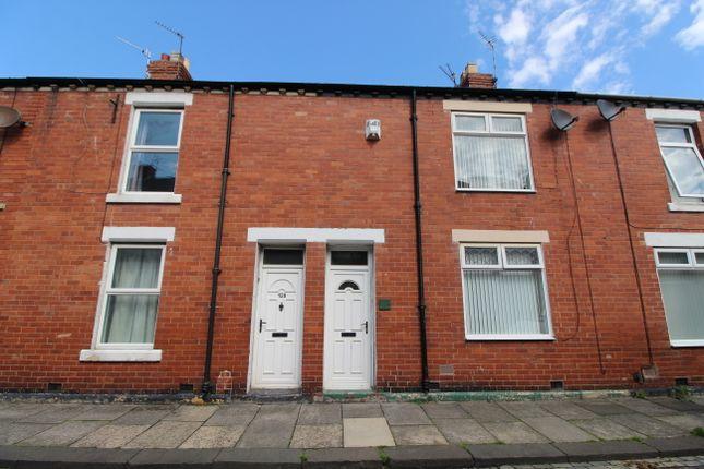 External of Gladstone Street, Blyth NE24