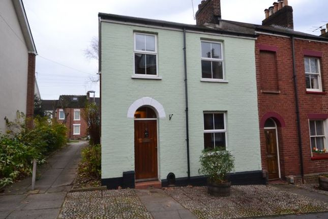 Thumbnail End terrace house to rent in East John Walk, Exeter