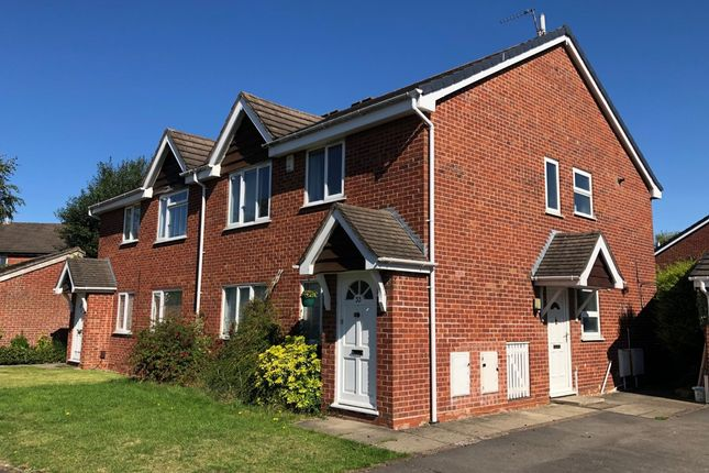 Thumbnail Maisonette to rent in Turchill Drive, Sutton Coldfield, West Midlands