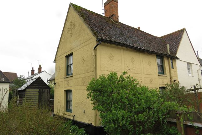 Thumbnail Cottage for sale in Maltings Terrace, Bridge Street, Great Bardfield