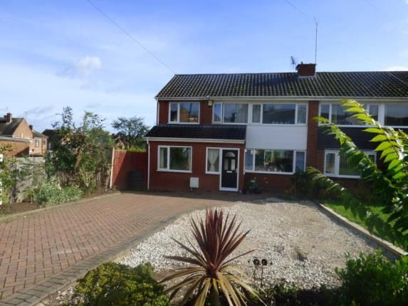 Thumbnail Semi-detached house for sale in Skidmore Avenue, Dosthill, Tamworth, Staffordshire