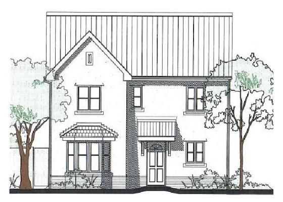 Thumbnail Land for sale in Valley View, Brynmawr, Ebbw Vale