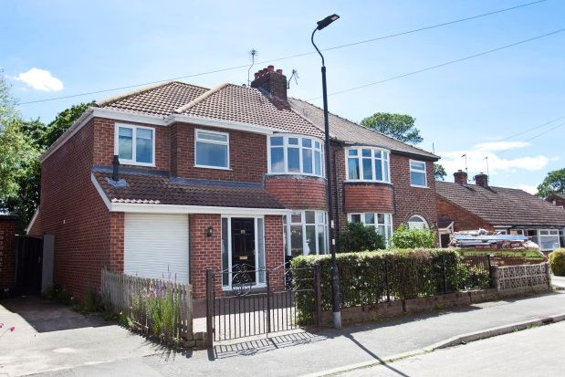Thumbnail Semi-detached house to rent in Maple Grove, Fulford, York