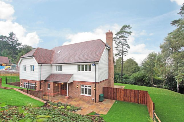Thumbnail Detached house to rent in Gorsedene Close, Crowborough