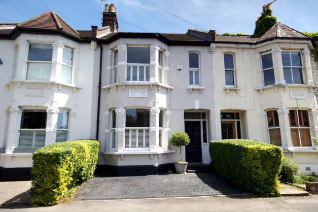 Thumbnail Terraced house for sale in St. Thomas Road, Brentwood