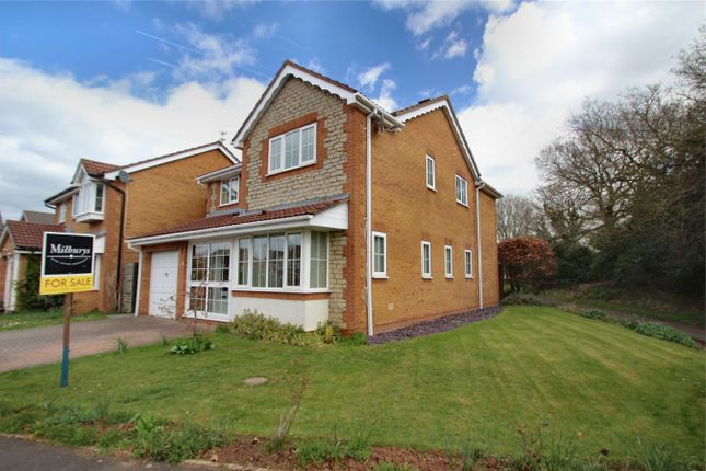 Thumbnail Detached house for sale in Lower Moor Road, Brimsham Park, Yate, South Gloucestershire