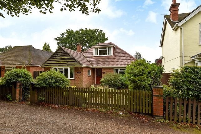 Thumbnail Detached bungalow for sale in Addiscombe Road, Crowthorne, Berkshire