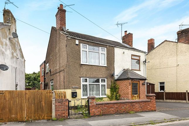 2 bed semi-detached house for sale in Sleetmoor Lane, Somercotes, Alfreton
