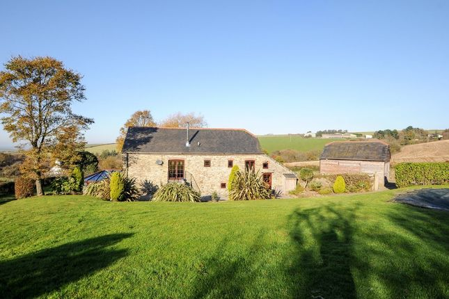 Thumbnail Barn conversion for sale in Lansallos, Looe