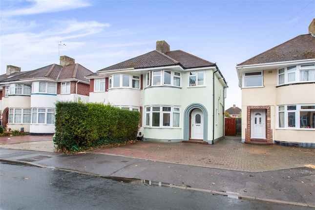 3 bed semi-detached house for sale in Heaton Road, Elson, Gosport