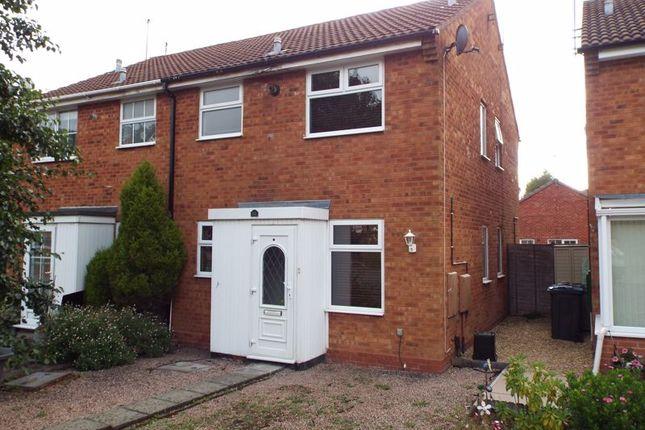 1 bed terraced house to rent in Over Brunton Close, Northfield, Birmingham B31