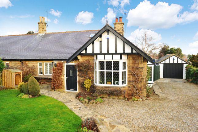 Thumbnail Semi-detached bungalow for sale in Greengate Lane, Knaresborough