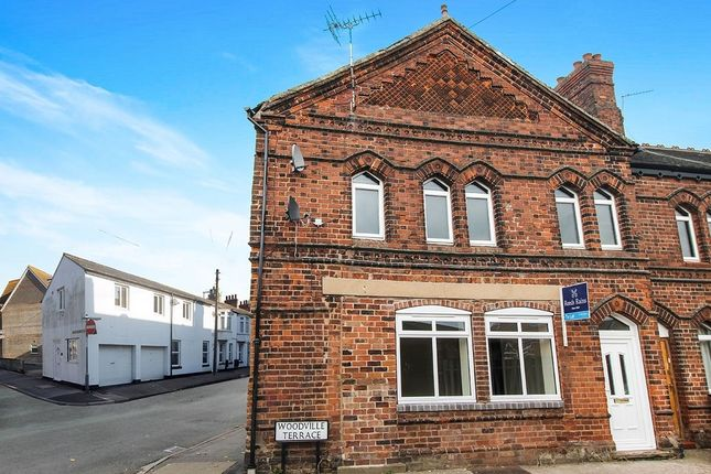 Thumbnail Flat for sale in Woodville Terrace, Meir, Stoke-On-Trent
