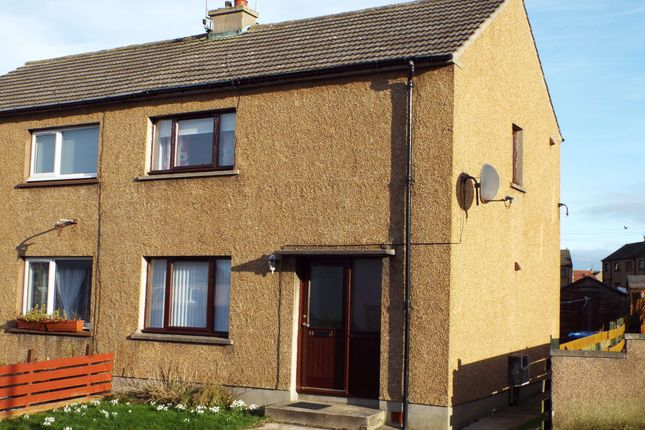 Thumbnail Semi-detached house for sale in Mount Pleasant Road, Thurso