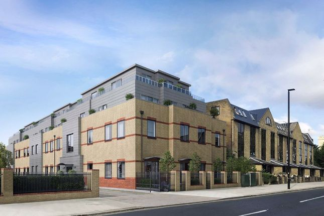Thumbnail Flat for sale in St John's Road, Isleworth