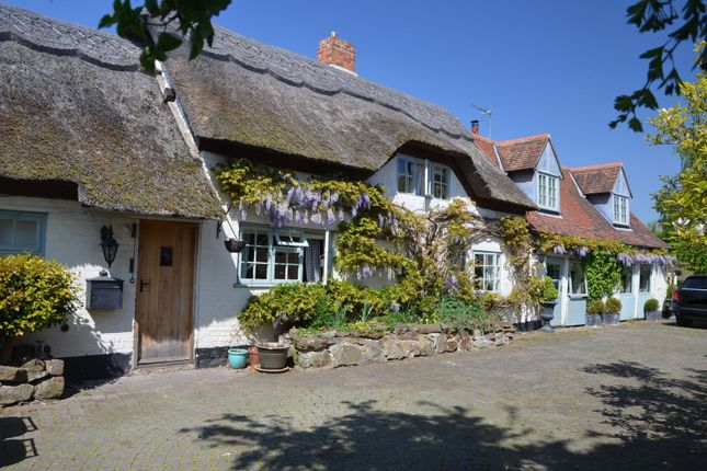 Thumbnail Cottage for sale in Ashby Road, Packington