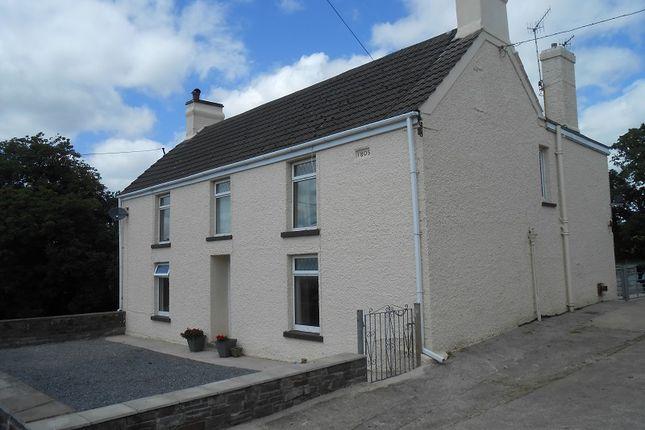 Land for sale in Rhos Fawr Farm Salem, Morriston, Swansea, West Glamorgan.